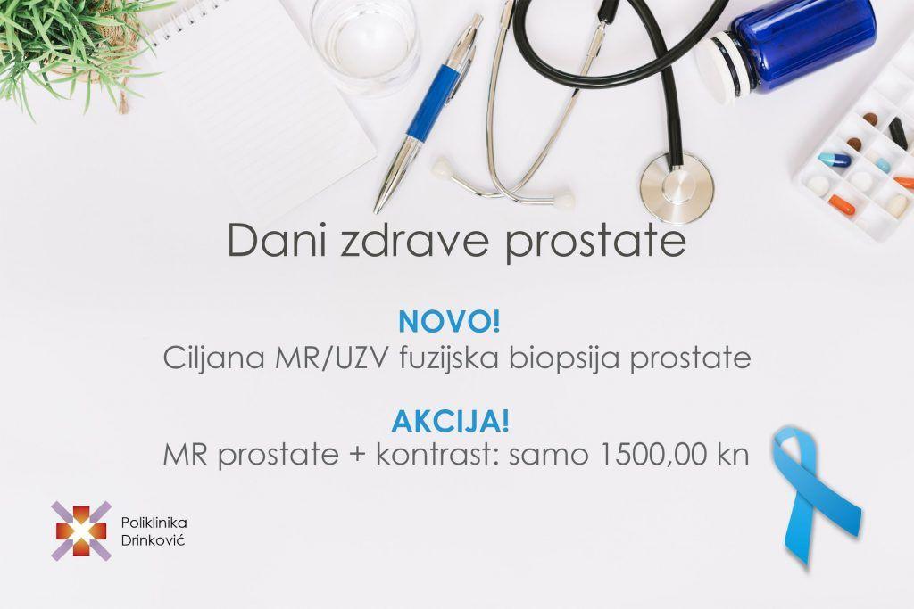 rak prostate biopsija prostate Drinković